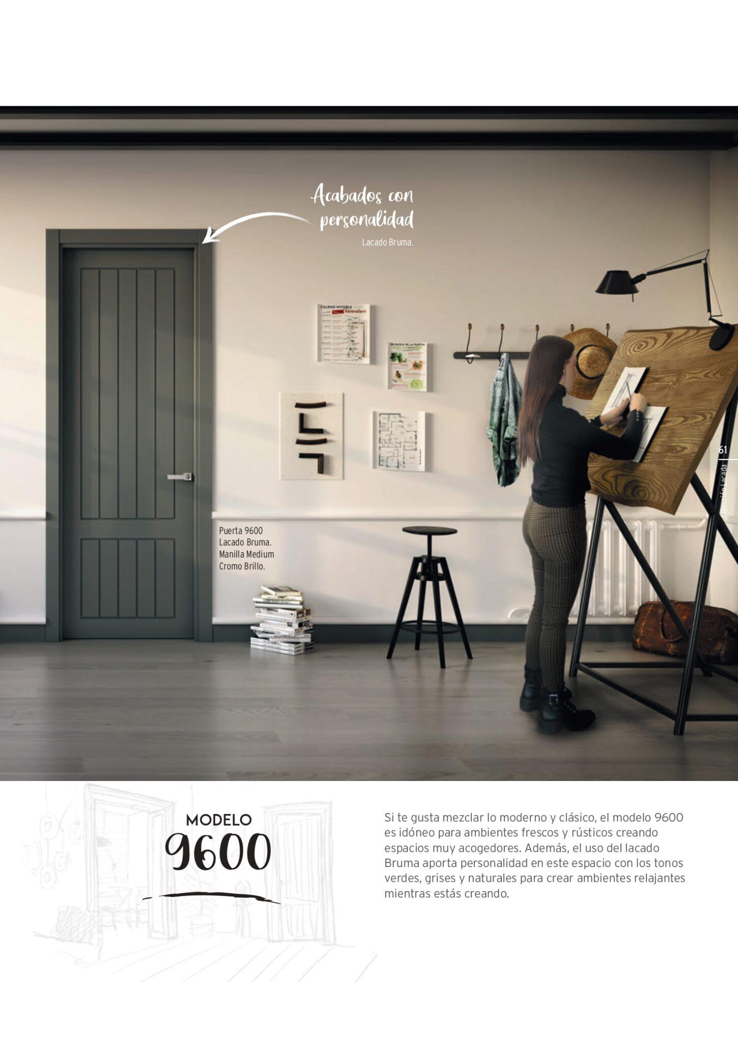 Puerta 9600 lacado bruma manilla medium Cromo Brillo_page-0001