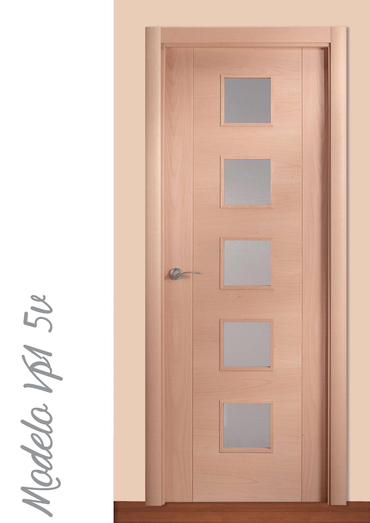 Puerta MODELO VP1 5V