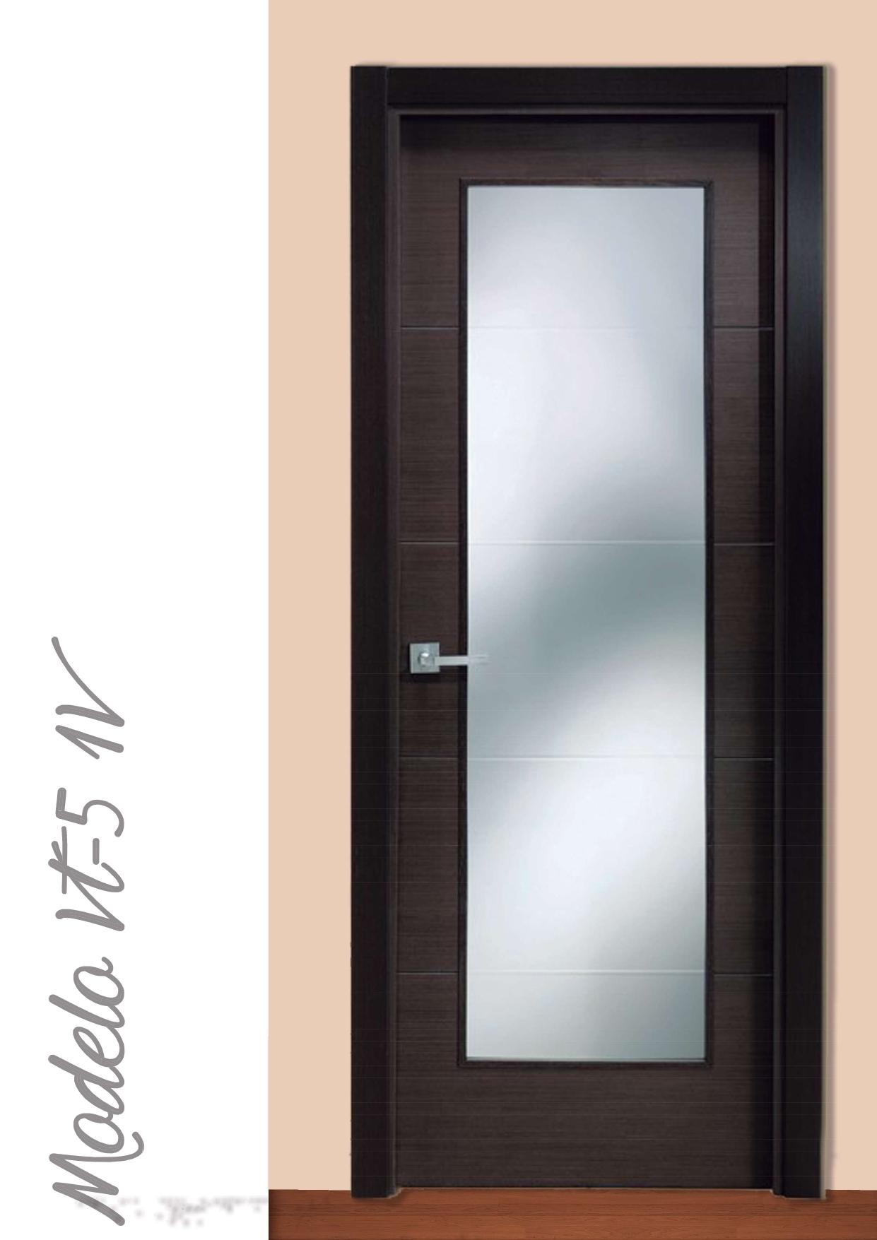 Puerta MODELO VT-5 1V
