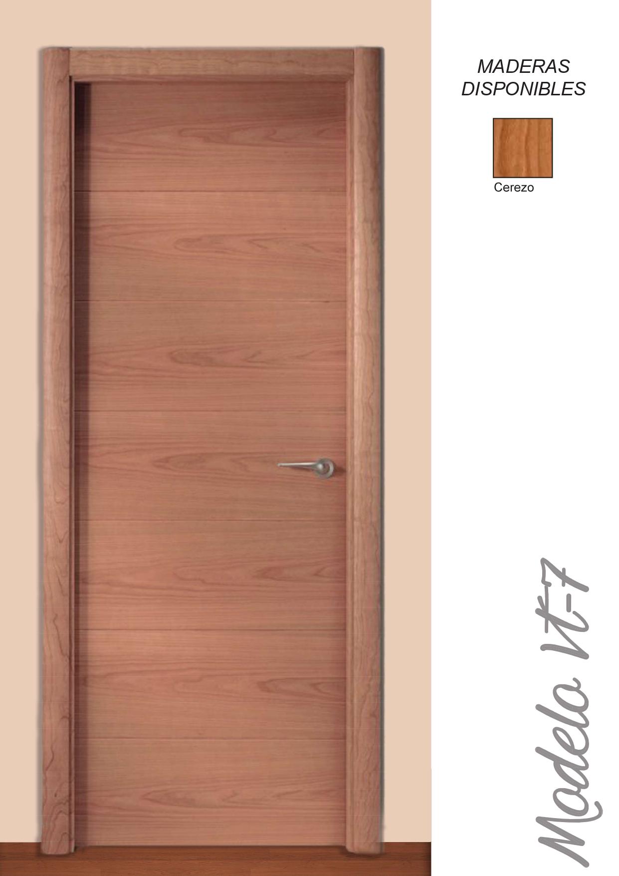 Puerta MODELO VT-7