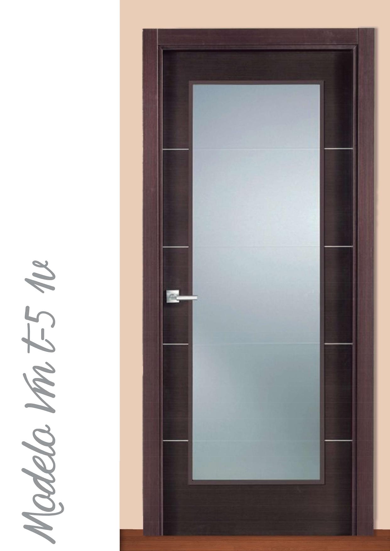 Puerta MODELO Vm t-5 1v