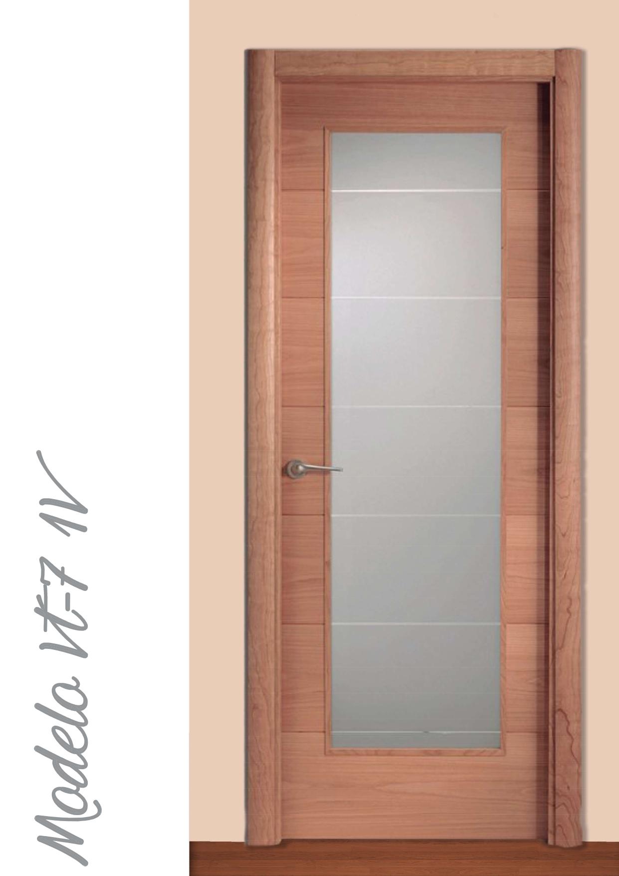 Puertas MODELO VT-7 1V