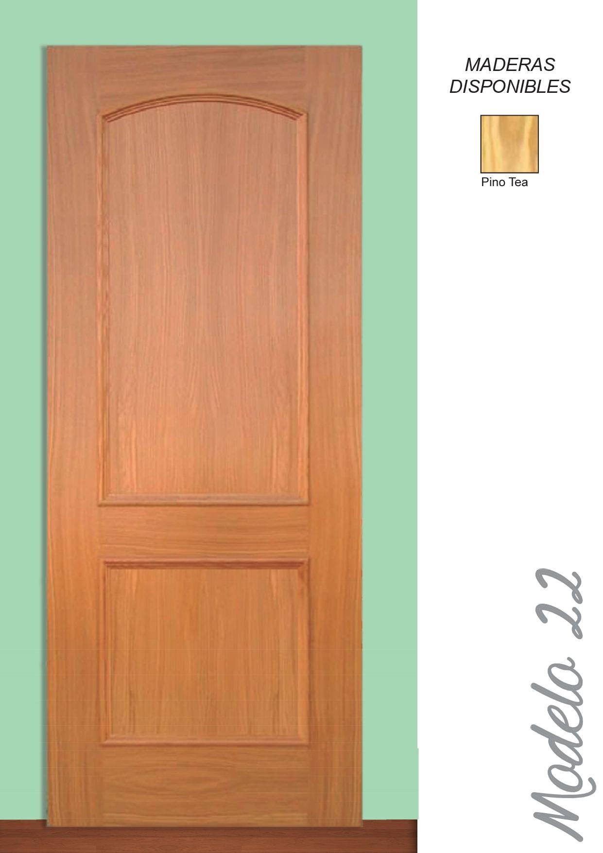 Puerta MODELO 22