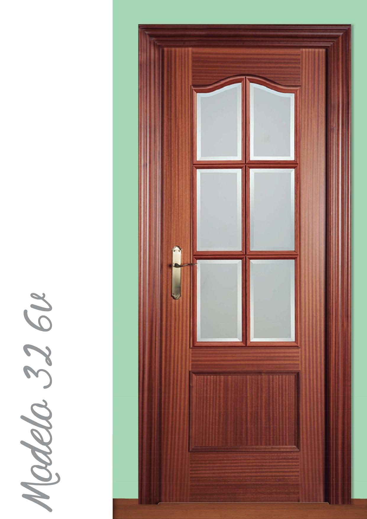 Puerta MODELO 32 6V