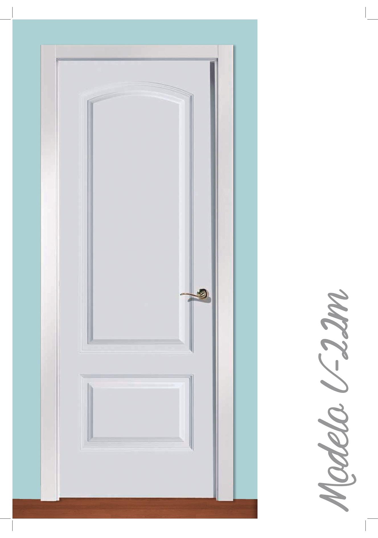 Puerta MODELO UM modelo 22m