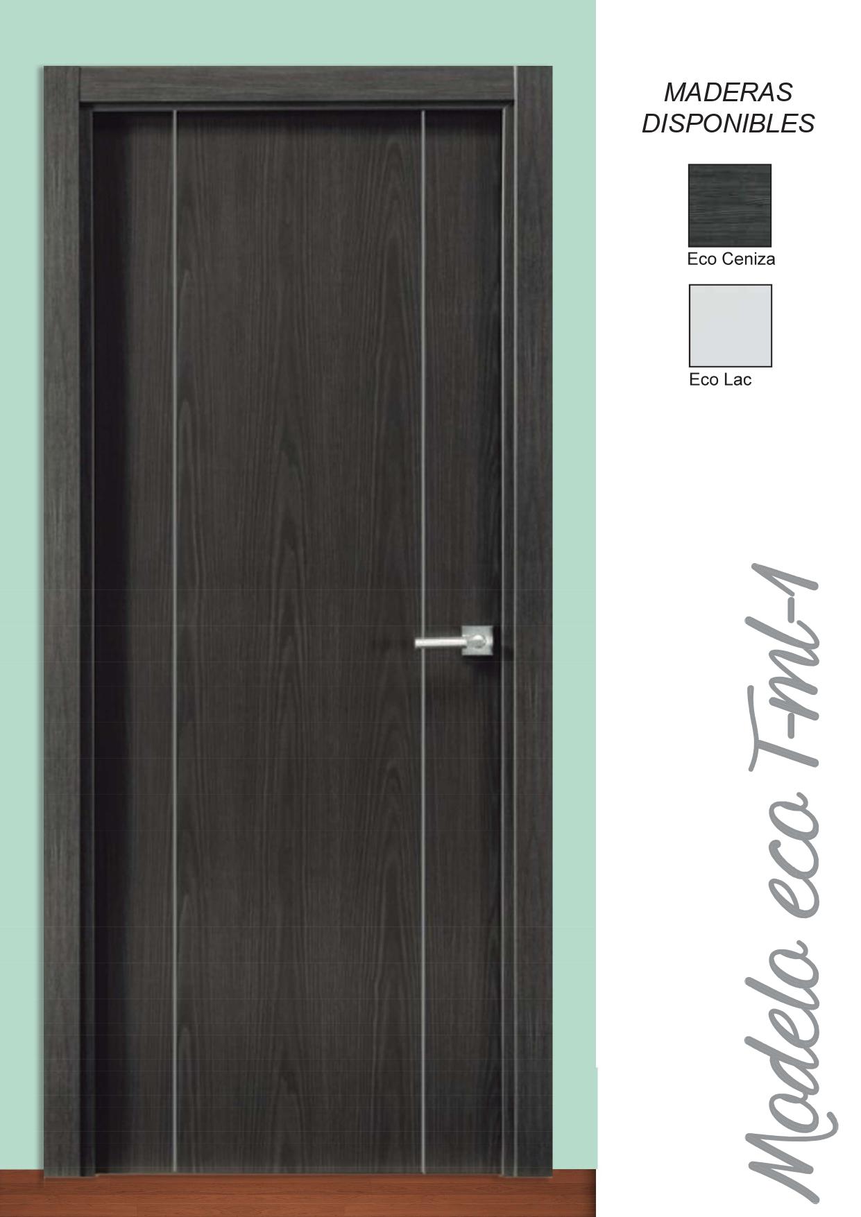 Puerta Modelo Eco t-ml-1