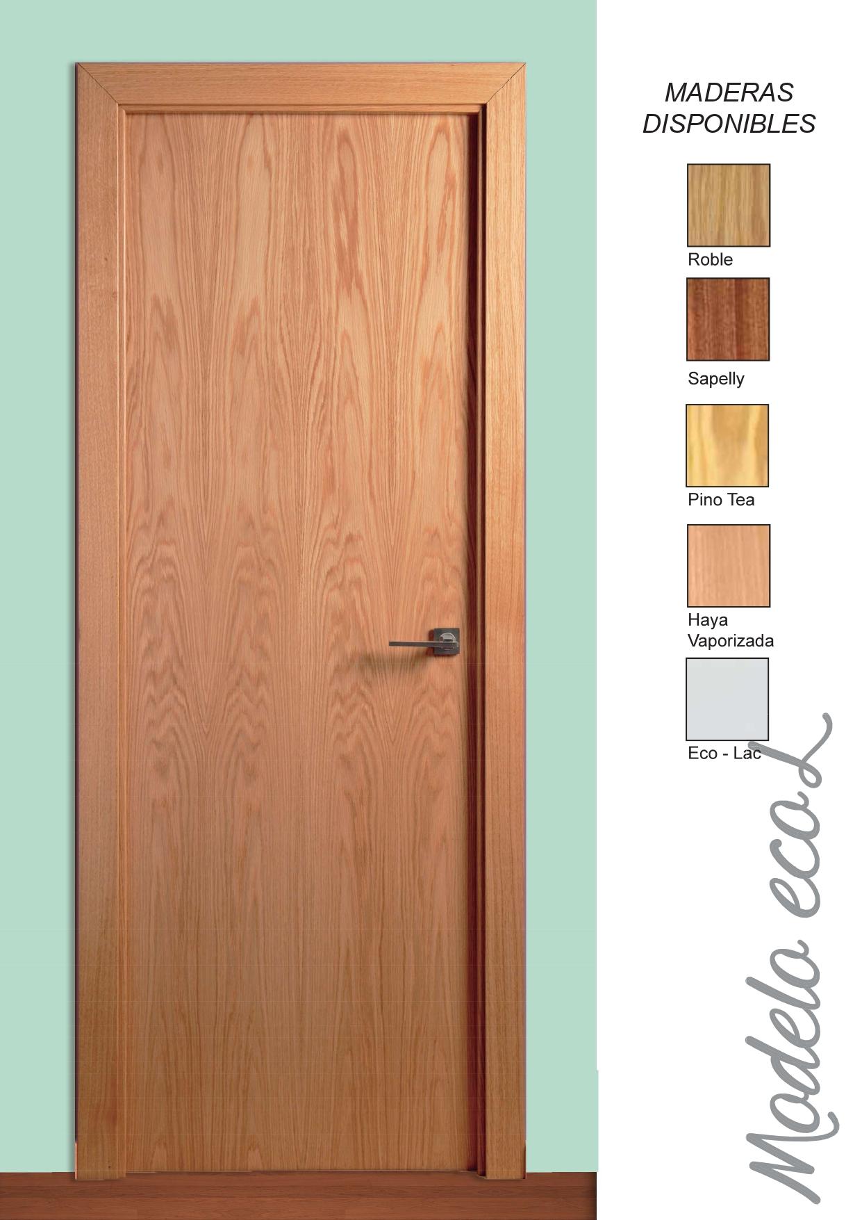 Puerta Modelo EcoL