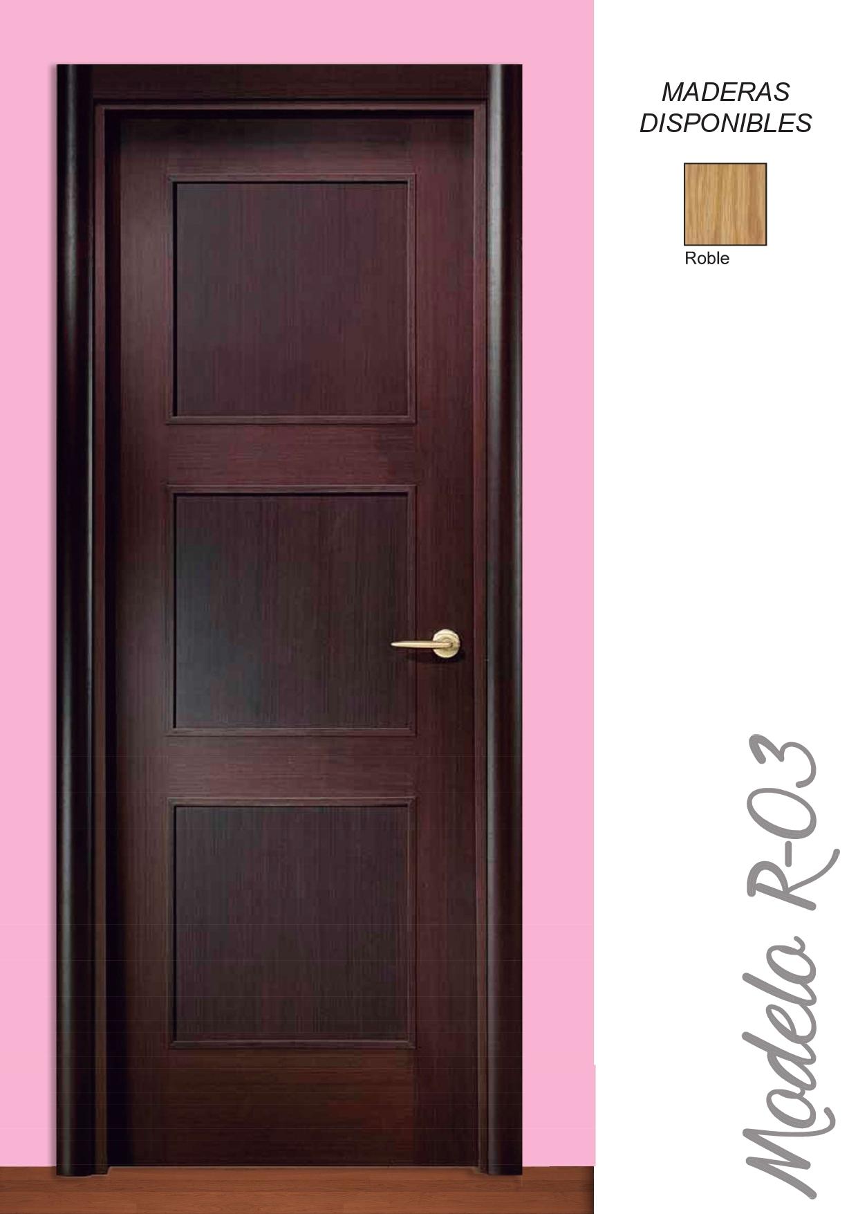 Puerta SERIE R-03
