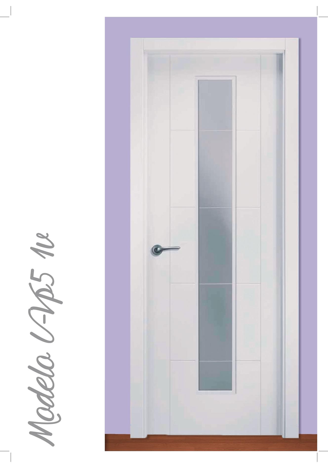 Puertas Serie U-VP5 1V